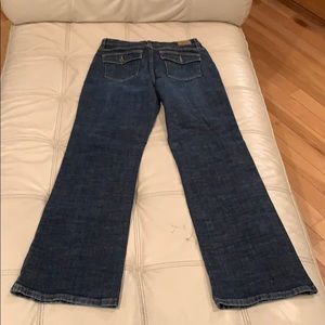 Levi's Womens Bootcut Jeans Size 10M